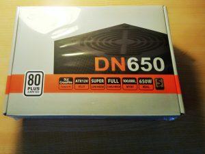 Maitinimo šaltinis DEEPCOOL DN650 650W 80 PLUS 230V